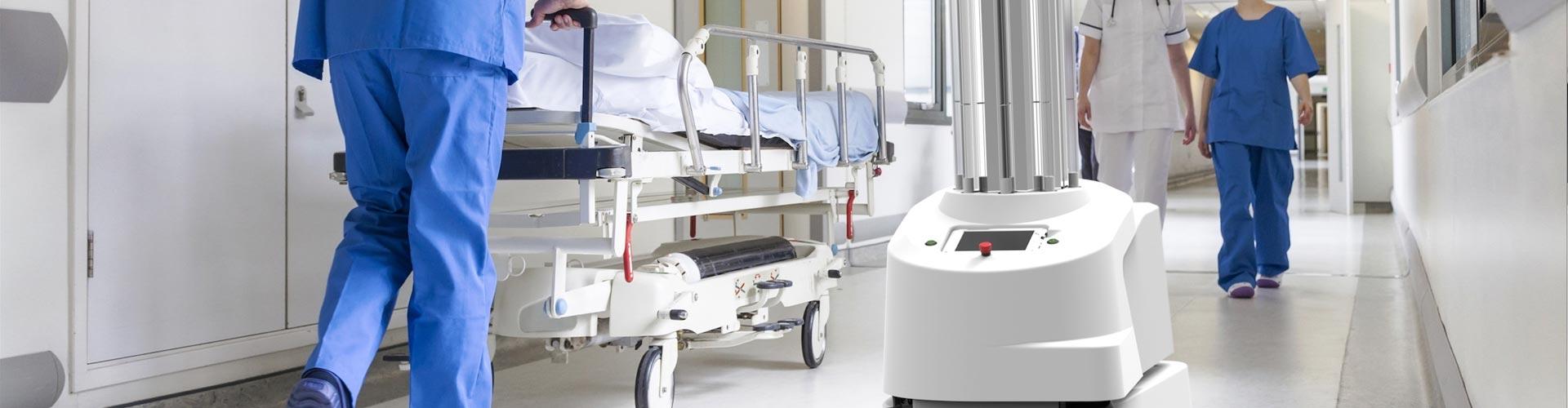 dezinfectie spital baia mare
